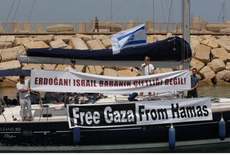 Gaza tuleekin vapauttaa - vatikaanin ikioman Hamasin verimessuterrorin alta