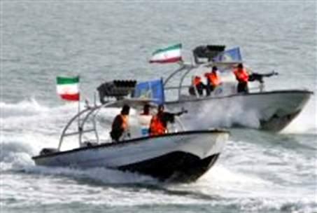 Iranhyökkää ... eiku vallankumosukaartilaiset ... hinauksessa ...