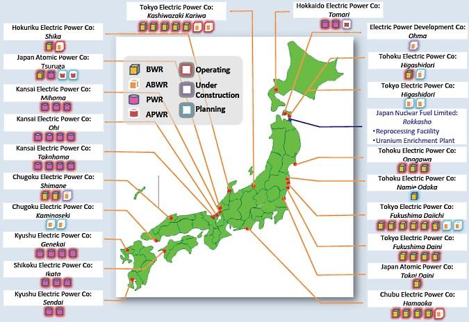 Tässä taas 'uusi' kartta ja lisää reaktoreita: onko pimityksillä loppua?